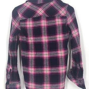 Merona flannel button up shirt.